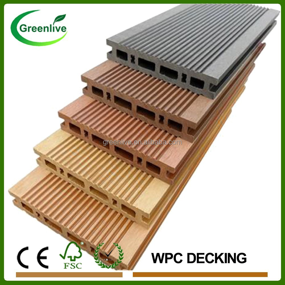 Recycable wood composite wpc boat decking material buy for Best composite decking material