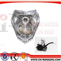 Universal Enduro Offroad Cross Motorcycle Head Light Farol For KTM EXC 450 650 Series 2014