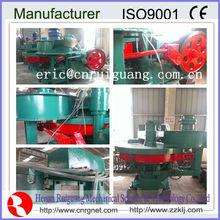 Máquinas de fabricación de ladrillos de carbón de multifunción