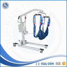 Physical therapy equipment rechargeable battery hoist electric patient lift for disabled leg