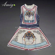 S M L Vestidos 2012 hot selling fashion ladies casual dress Plus Size Solid