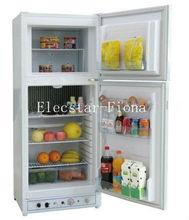 kerosene fridge 12V or 110V or 220~240V, 40-300L, kerosene refrigerator, LPG refrigerator