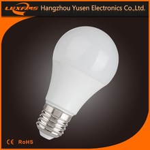 Modern House Lighting Plastic Bulbs 12w e27 b22 smd led lamp