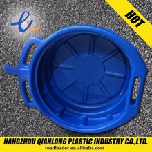 China manufacturer RL-ODP-10 15L HOT SELL GOOD QUALITY FOR Automobile and motorcycle 10L Plastic oil drain pan