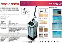 co2 laser and fractional scanner