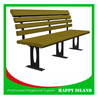 2015 New Designed Factory Price Attractive Sports Bench Seat Park Wooden Bench