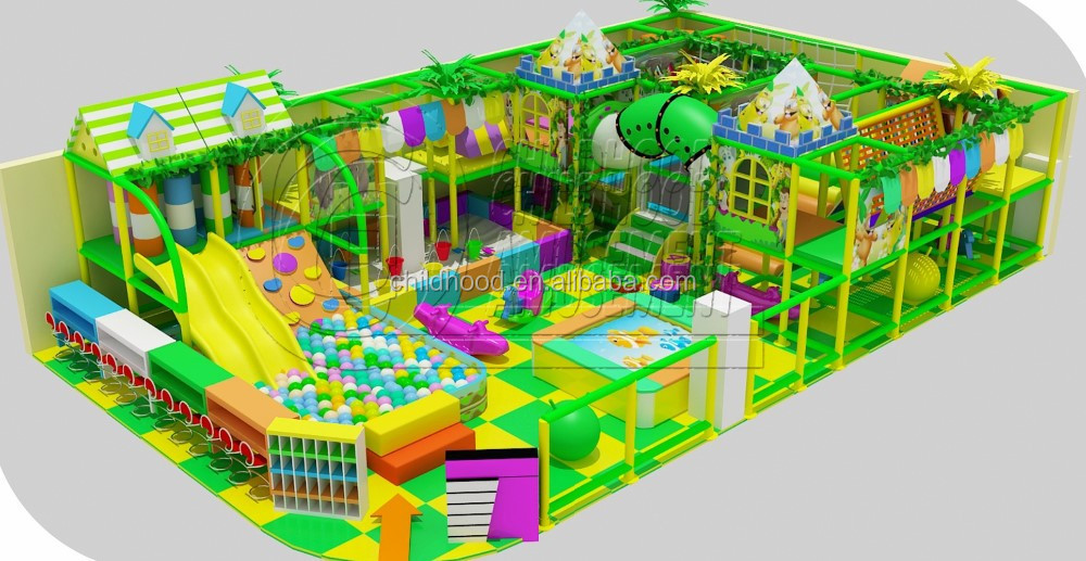 Kids indoor playground for sale indoor amusement park and for Indoor play area for sale