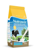 Nutrawiz Instant Skim Milk Powder Fortified with Vitamin A & D 100% Australian made