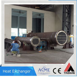 Guaranteed Top Class Brazed Shell and Tube Heat Exchanger