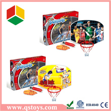 Wholesale cheap basketball stand with Basketball and Air Pump