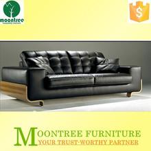 Moontree MSF-1111 cheap luxury teak wood sofa set designs