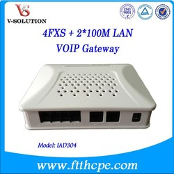 connect to VOIP phone, FAX Modem POS machine is VoIP Gateway device