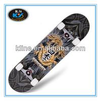 31'' Four-Wheel Chinese Maple Wood Skateboards