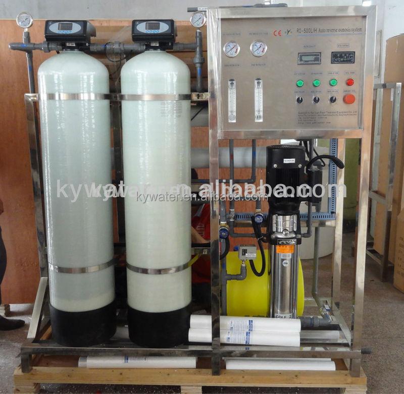 desalination machine cost