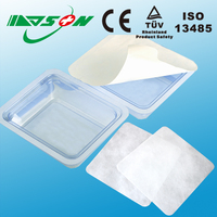 Tyvek sterilization paper lid for tray
