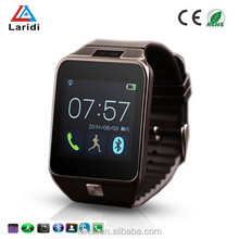 2015 New style smart watch phone V8 wristwatch with bluetooth for android and ios mobile phone