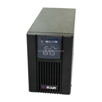 Long time Pure Sine Wave Online UPS C1KS Led/ Lcd display 1000VA
