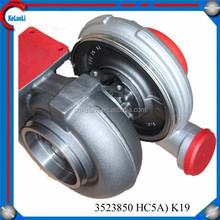 Diesel Engine K19 Turbocharger parts 3523850 for Ship