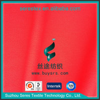 Warm Keeping Dyed Pongee Waterproof Outdoor Garment Fabric