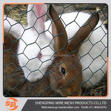 """1-1/2"""" mesh aluminium hexagonal wire netting for iron fence/breeding"""