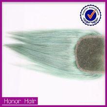 New closure brazilian virgin hair, grade 7A virgin brazlian hair,factory wholesale virgin hair