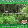 Triterpene Glycosides 2.5% Cimicifuga Racemosa Extract Powder,Cimicifuga Racemosa P.E.