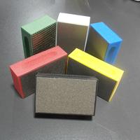 Angle grinding polishing tools glass ceramic marble granite sanding hand sponge abrasive pads