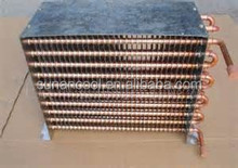 Fin Type Refrigerator Evaporator for Refrigerator Parts with Quality Warranty