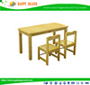Professional Supplier for Unique and Adorable Kindergarten Furniture Wooden Children Desk And Chair