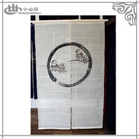 Attractive fashion crazy price design fabric curtain for door