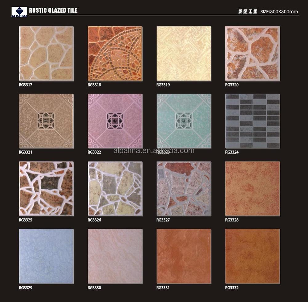 Good Quality Porcelain Bathroom Tile On Sale 40x40 Floor Ceramic ...