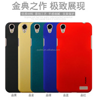2015 PUDINI Rubber series hot selling pc hard back case for samsung A1 ace