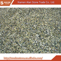 Wholesale China Trade Ocean Green Decorative River Gravels
