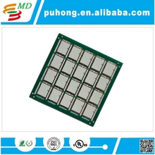 2015 Hot Sale white electric fireplace pcb printed circuit board