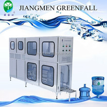 factory manufacture 5 gallon bucket purified drinking water filling machinery