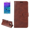 2015 Wholesale Wallet Phone Case for Samsung Galaxy Note 5 Flip Leather Case