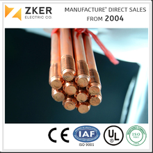 High Conductivity Copper Earth Grounding Rod of Earthing Material