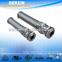 Reasonable Price Cable Connector Nickel Plated M16 Spiral Cable Gland