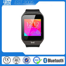 2015 Bluetooth Function 32GB TF Card 1.54 Inch Display MP3 Watch Smart Watch And Phone