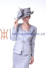 signora vestiti di business o tute vendita calda con il colore blu