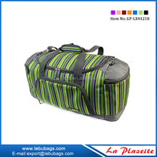 Round Polyester Cheap Foldable Gym Duffle Bag