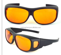 Fashions hot sales Cycling Goggles Riding Driving Sports Sunglasses fit-over polarised sunglasses to cover prescription glass
