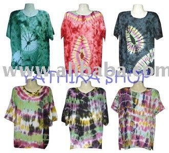 Tie dye shirt t shirts short sleeve buy t shirts product for Types of tie dye shirts