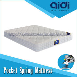 Double Side Sleep Well Bonnell Spring Mattress for Sale