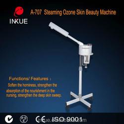 A-707 2015 2015 design back glass steam shower room ozone facial steamer for home/Multifunctional steam shower