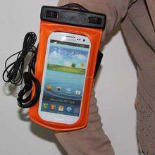 Hot Sale outside sports waterproof case for Samsung waterproof phone bag