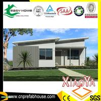 cheap prefab mobile american style villa design
