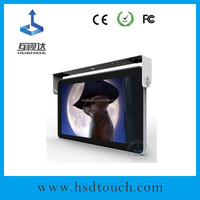 Best Brand 19inch taxi advertising lcd