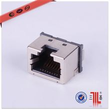 2x1 female side entry rj45 connector 2 ports rj45 1x2 port rj45 1x2 port rj45 connector