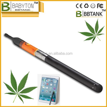 510 cbd hemp oil cartridge o pen dry herb vaporizer vape pen